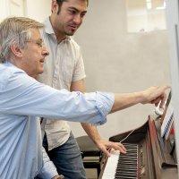 Clases de piano a adultos en Madrid