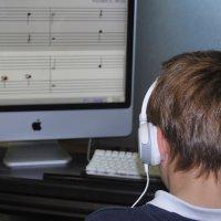 Clases de lenguaje musical, antiguo solfeo, con actividades para pizarra digital interactiva