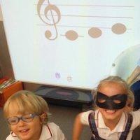 Clases de Musica para niños menores de 3 años